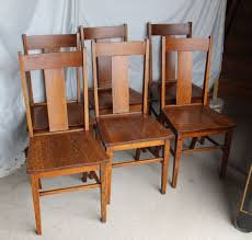 Set Of Six Matching Oak Mission Arts & Crafts Style Chairs Antique Arts Crafts Mission Youth High Chair Original Local Pick Up Mission Oak Library Table Desk 42 12 Across 26 Deep 30 Pressed Back 39 At 18 To Seat Victgeorgian Childs Metamorphic A Set Of Four Style Oak High Back Ding Chairs Mode 3 Ways To Increase The Height Ding Chairs Wikihow Vintage Arts And Crafts Or Mission Plant Stand Style Oak Tv Stands The Fniture Shop Stow Leaf Set Dark Bow Arm Morris Brown Cherry Tags Maple Big Armchair Pair In Charles Rohlfs