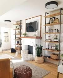 viel platz für persönliche designs im wohnzimmer durch große
