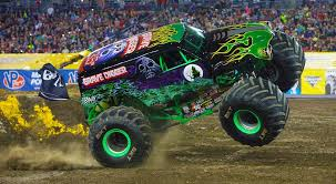 99 Monster Trucks In Phoenix Glendale AZ October 7 2017 University Of Stadium
