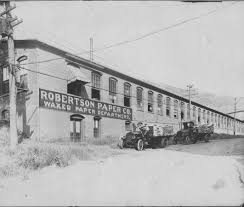 100 Paper Mill House Robertson Company Waxed Department