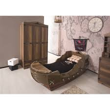 Queen Size Waterbed Headboards by Bed U0026 Bedding Using Twin Captains Bed With Bookcase Headboard For