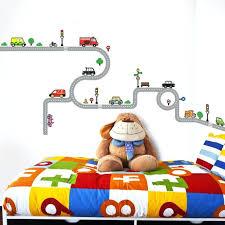 stickers voiture pour chambre garcon chambre enfant voiture stickers chambre bacbac et enfant idaces
