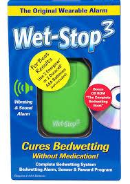 Wet Stop3 Green Bedwetting Alarm Walmart