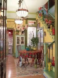 American Hippie Boheme Boho Lifestyle Dining Kitchen