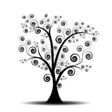 Arbol Dibujo Ramas Cerca Amb Google Arbre Genealogic En