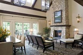glass wall sconces with transitional living room also square