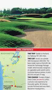 Pumpkin Ridge Golf Ghost Creek by Long Drives Seattle To Portland Golf Digest