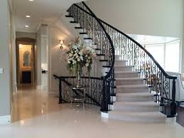 The Best Of Wrought Iron Staircase — TEDX Decors Wrought Iron Stair Railing Idea John Robinson House Decor Exterior Handrail Including Light Blue Wood Siding Ornamental Wrought Iron Railings Designs Beautifying With Interior That Revive The Railings Process And Design Best 25 Stairs Ideas On Pinterest Gates Stair Railing Spindles Oil Rubbed Balusters Restained Post Handrail Photos Freestanding Spindles Installing
