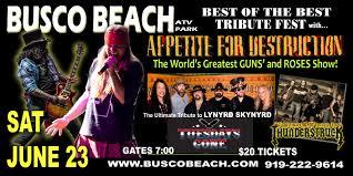 Busco Beach | ATV Trails, Motocross Tracks & Camping Sites