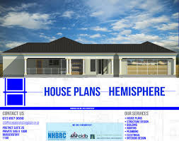 Modern Houseplans House Plans In Limpopo South Modern House Plans