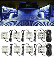 Truck Bed Light Kit With 48 Super Bright Color White LED Waterproof ... Undcover Ultra Flex Truck Bed Cover 42018 Gmc Sierra 1500 66 Tacoma Rack Active Cargo System For Long 2016 Toyota Trucks Under Led Lighting Interior Designs Ideas Aprivateaffairus Nissan Utilitrack Usa Bed Lights My First Mod World Robin Electronics Ford Fseries Tenth Generation Wikipedia 8pcs White Pick Up Rear Work Box Led Pods Ram Stowe Systems Management Lights Amazoncom Adarac Alinum Alterations