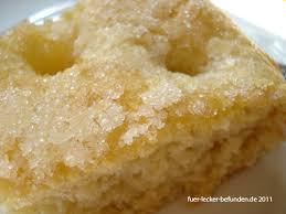 für lecker befunden butterkuchen oder zuckerkuchen
