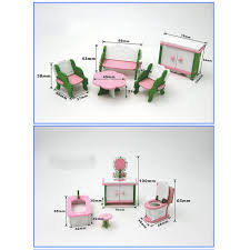 Buy Furniture For Dolls 8 Cm And Get Free Shipping On AliExpresscom