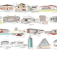 100 Frank Lloyd Wright Sketches For Sale An Illustrated Guide To Curbed