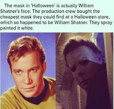 Halloween Film William Shatner Mask by 31 Best Halloween Images On Pinterest Horror Icons Horror Art
