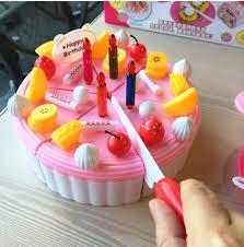 jeux de cuisine de cake de coupe gâteau d anniversaire diy gâteau aux fruits jouet cuisine