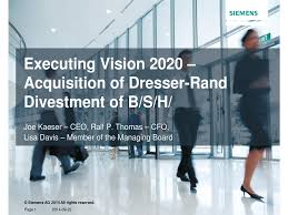 Siemens Dresser Rand Deal by Dresser Rand Company Profile Bestdressers 2017