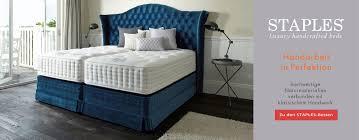 boxspringbetten by cocoon luxusbetten und matratzen