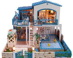 diy glass ball house glass house miniature dollhouse kit