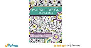Pattern And Design Coloring Book Volume 2 Jenean Morrison Adult Books Amazoncouk 9780615810966