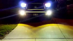 2013 Toyota Tundra HID Headlights/fog Lights - YouTube Amp Acme Arsenal 75w Hid Ballasts From The Retrofit Source Olm Bixenon Low High Beam Projector Fog Lights 2015 Wrx Yellow Lens Fog Lights Nissan Forum Forums Headlights Led Foglights Generaloff Topic Gmtruckscom Duraflux 2500lm Extremely Bright H10 9145 Osram Bulb Drl 52016 Expedition Diode Dynamics Light Xenon System Home Facebook Lifted Dodge Ram 8000k Hids On At Same Time H3 6000k Cversion Kit Ba Bf Fg Falcon And Sy Taitian 2pcs 150w Hid Xenon Ballast55w 12v 4300k H7 Car