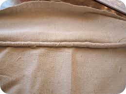 Terry Cloth Lounge Chair Covers With Pillow by How To Make Cushion Covers Out Of A Canvas Drop Cloth Sweet Tea