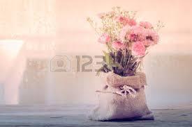 Gladiolus Flowers Of Lonely Emotion Vintage Retro Photo