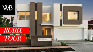 100 Webb And Brown Homes 2 Storey Home The Rubix Neaves Home Builders