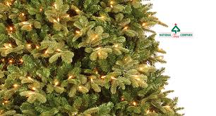 National Tree Company Offers One Of The Largest Selections Artificial Christmas Trees Available Today With So Many Shapes Styles And Sizes To Choose