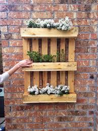 Pallet Garden Wall Ideas • Walls Ideas