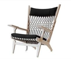 Flag Halyard Chair Replica by The Flag Halyard Chair By Hans J Wegner