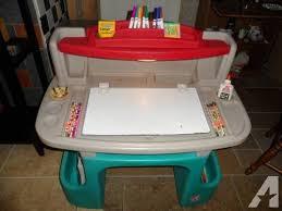 Step2 Art Master Activity Desk Green by Desk Perfect Step 2 Art Desk Art Desks For Sale Children U0027s Desks