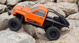 100 Hobby Lobby Rc Trucks ECX 124 Barrage 4WD Scaler Rock Crawler RTR Orange Horizon