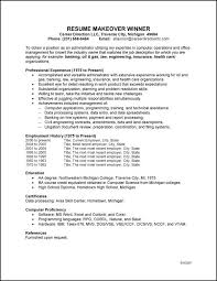 Resumes With Objectives Career On Best Resume General Non Specific Objective Examples New Therefore