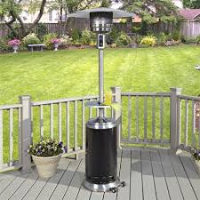 Garden Treasures Patio Heater Assembly by Garden Treasures 41 000 Btu Liquid Propane Patio Heater Lowe U0027s