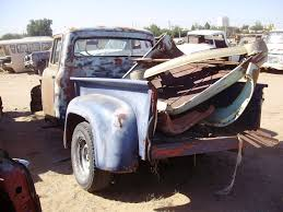 1956 Ford-Truck F 100 (#56FT3040C) | Desert Valley Auto Parts