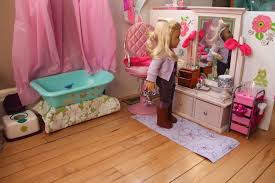 Barbie Living Room Set by American Doll Play Redecorating Our Doll Rooms