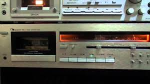 Nakamichi Tape Deck 2 by Yello Out Of Dawn Cassette Nakamichi 480 Re Upload Youtube