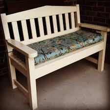 100 ana white headboard bench ana white kids storage bench