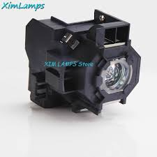 elplp41 replacement projector l bulbs with housing for epson