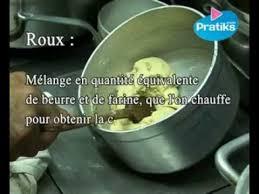 faire un roux cuisine recettte comment faire du roux
