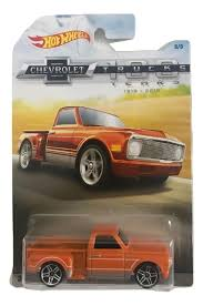 Hot Wheels Chevrolet Trucks 100 Years - Custom '69 Chevy Pickup