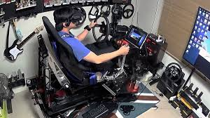 It's Ok To Be Jealous Of This $25,000 VR Racing Rig, We Are Too 12 Best Gaming Chairs 2018 The Ultimate Guide Gamecrate Which Is Chair For Xbox One In 2017 Banner Fresh 1053 Virtual Reality Video Singapore Based Startup Secretlab Launches New Throne V2 And Omega 9d Vr Egg Cinema Machine Manufacturer Skyfun Best Chairs Ever Maxnomic By Needforseat Playseat Air Force All Your Racing Needs Gaming Chair Top 10 In For Pc Gaming Chairs 2019 Techradar Msi Mag Ch110 Stay Unlimited Beyond Reality Chair Maker Has Something Neue For The Office Cnet