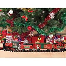 Santas North Pole Express Christmas Train 27 Piece Set