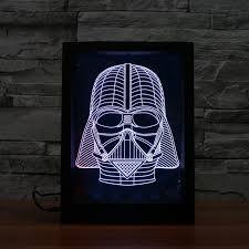 Battery Operated Lava Lamps by 2016 New Star Wars Darth Vader 3d Lamp Battery Powered Led Light 7