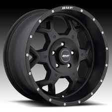 100 Bmf Truck Wheels BMF SOTA Stealth Satin Black Set Of 4 Parleys Diesel