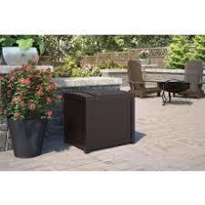 Suncast Resin Deck Box 50 Gallon by Small Deck Boxes Deck Boxes Patio U0026 Yard Suncast Corporation