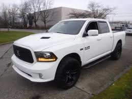 100 2013 Dodge Truck Used Ram 1500 Sport Crew Cab Short Box 4WD For Sale In