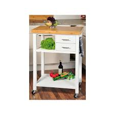 desserte de cuisine bois desserte de cuisine en bois blanc avec roulettes meuble de