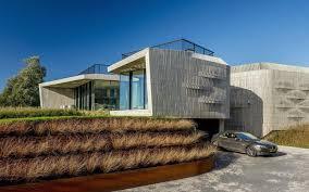 100 Eco Home Studio UN Design The WIND Villa A Eco Friendly Netherlands Home